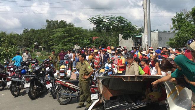 Vụ tai nạn thảm khốc ở Tây Ninh 5 người tử vong: 4 nạn nhân trong cùng gia đình - 5