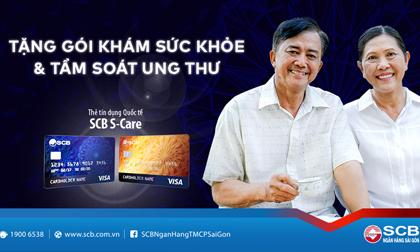 Thẻ tín dụng SCB S-Care - cách yêu thương hoàn hảo nhân Ngày của Cha