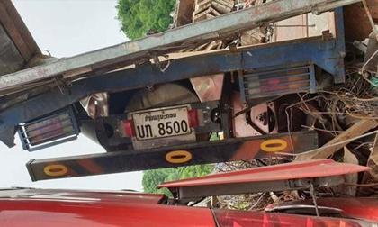 Tiết lộ về lai lịch bất thường của xe tải chở sắt gây tai nạn khiến 41 người thương vong