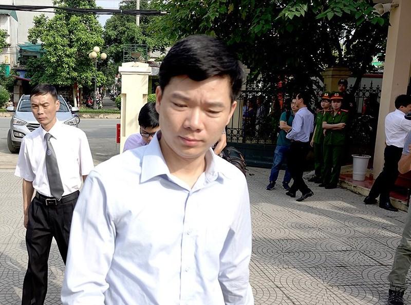 Tòa phúc thẩm phạt Hoàng Công Lương 30 tháng tù giam - ảnh 1