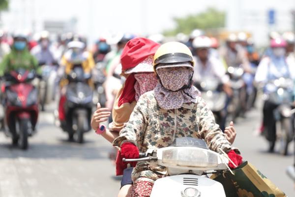 Dự báo thời tiết 20/6, Hà Nội ngoài trời nắng nóng 40 độ