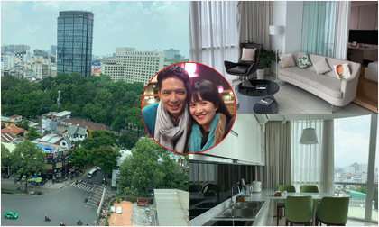 Bà xã Bình Minh rao bán căn hộ chung cư cao cấp 2 phòng ngủ không dùng đến
