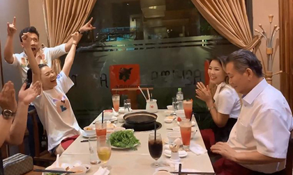 Hari Won phấn khích khi được thần tượng So Hyang hát mừng sinh nhật