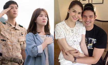 Hậu duệ Mặt trời sắp có phiên bản Philippines hóa, ông xã Marian Rivera đảm nhận vai chính của Song Joong Ki