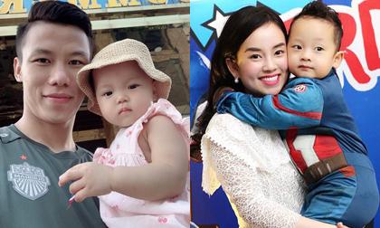 Ly Kute khoe ảnh thẻ của con trai, đội trưởng ĐT Việt Nam liền nhận ngay làm con rể và đây là phản ứng bất ngờ từ cựu hotgirl