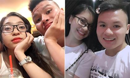 Ở đỉnh vinh quang, cầu thủ Quang Hải vẫn một lòng yêu thương, trân trọng bạn gái vì lý do này