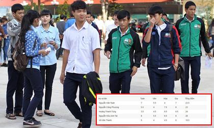 Lộ bảng điểm tốt nghiệp THPT của dàn tuyển thủ, ai cũng ngã ngửa trước kết quả của thí sinh này