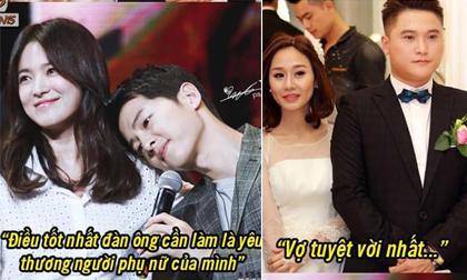 Song Hye Kyo và Song Joong Ki ly hôn, ca sĩ Vũ Duy Khánh bỗng dưng bị 'lôi vào cuộc' vì lý do chẳng thể ngờ đến