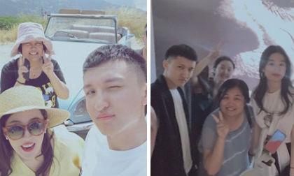 """""""Thần tiên tỷ tỷ"""" Lưu Diệc Phi bị nghi ngờ tìm thấy tình yêu mới sau khi chia tay Song Seung Hun"""