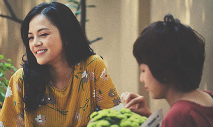 Bất ngờ với lí do Thu Quỳnh luôn diện style 'bà bầu' kém sắc trong 'Về nhà đi con'