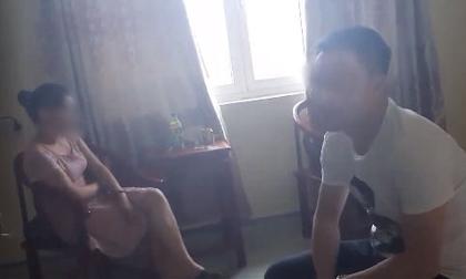 Bị chồng bắt quả tang vào nhà nghỉ với em trai kết nghĩa, cô vợ giải thích: 'Chẳng có gì cả, chỉ vào đây ngắm Đảo Cò'