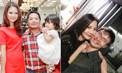Không phải chồng, đây là người đàn ông ở bên cạnh Hoa hậu Trần Thị Quỳnh gần 2 năm qua