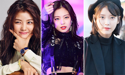 Mới lộ diện danh sách 10 sao nữ Hàn vừa trẻ vừa giàu, dân mạng đã ầm ầm 'cầu được bao nuôi'