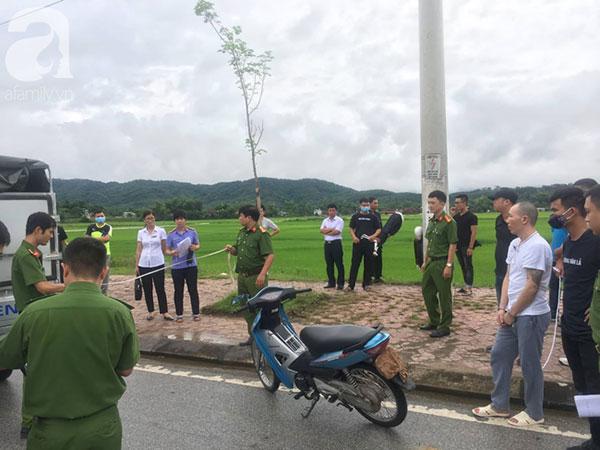 NÓNG: Đang thực nghiệm điều tra vụ nữ sinh giao gà bị cưỡng hiếp tập thể rồi sát hại ở Điện Biên - 1