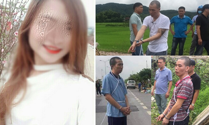 Diện mạo khác của các đối tượng trong vụ sát hại nữ sinh giao gà
