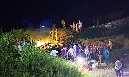Vụ 4 thanh niên đuối nước ở Phú Thọ: Nhóm nạn nhân về nhà bạn học để dự sinh nhật