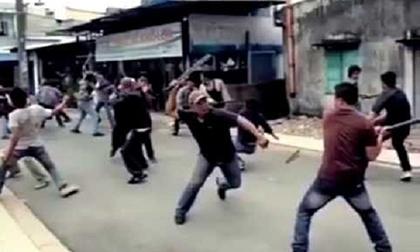 Hỗn chiến vì không nhường đường, một người tử vong ở Khánh Hòa