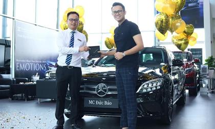 'MC giàu nhất VTV' Đức Bảo tậu xế hộp mới sang sịn