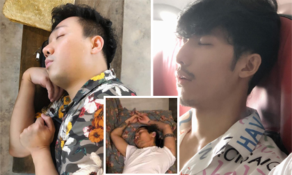 'Dìm hàng' các nghệ sĩ Running Man khi ngủ, BB Trần nhận cái kết đắng
