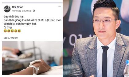 Bị nghi 'đá xéo' vợ cũ Thu Quỳnh, Chí Nhân tiếp tục nhận trái đắng vì cư dân mạng 'ném đá' dữ dội