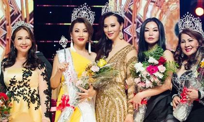 Hoa hậu Phụ nữ Diễm Trần: Giám khảo 'ghế nóng' xinh đẹp & thân thiện