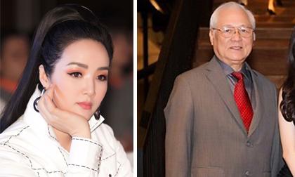 Sao Việt chia buồn khi bố Hoa hậu Đền Hùng Giáng My qua đời