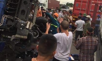 Xe tải gây tai nạn kinh hoàng 5 người chết ở Hải Dương chạy tốc độ bao nhiêu?