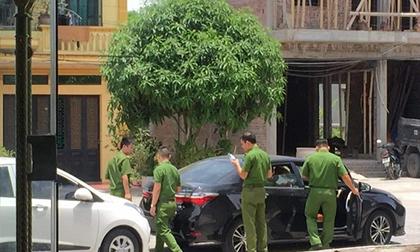 Thái Bình: Nghi án bố đẻ đánh 2 con nhỏ nguy kịch vì lên cơn ngáo đá