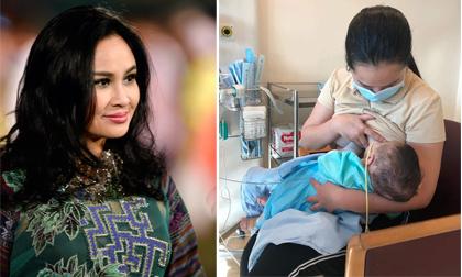 Diva Thanh Lam kêu gọi giúp đỡ con trai Minh Hiền tiền ghép tủy được hơn 1 tỉ đồng