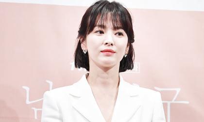 Bị vặn vẹo lời phỏng vấn, phía Song Hye Kyo phủ nhận nói hôn nhân tan vỡ 'do số phận'