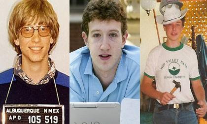Ngoại hình những người giàu nhất thế giới thay đổi như thể nào trước và sau khi trở thành tỷ phú USD?