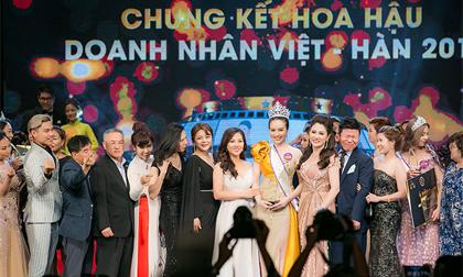 Hoa hậu Doanh nhân Việt - Hàn 2019: Một sân chơi ý nghĩa nâng cao sự tự tin của các nữ doanh nhân