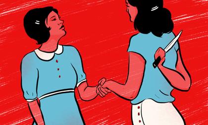 6 bước giúp chị em công sở ứng phó khi bị đồng nghiệp rắp tâm chơi xấu