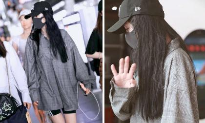 Sau nghi vấn hẹn hò trai trẻ, Dương Mịch lộ rõ gương mặt mệt mỏi vì chạy show liên tục