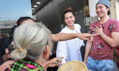Đăng ảnh thần tượng đi phát quà từ thiện mùa Vu Lan, nhưng cách nói của FC Hồ Ngọc Hà lại nặng mùi 'cà khịa'