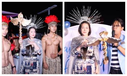 Nhật Kim Anh xúc động bật khóc khi 'sập bẫy' trở thành nữ hoàng quyền lực với dàn trai đẹp 6 múi trong tiệc sinh nhật