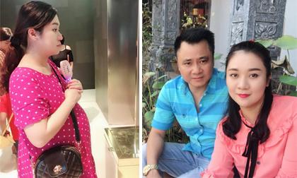Đang nặng 80kg, vợ Tự Long tự hứa sẽ 'giữ mồm giữ miệng' cố gắng giảm hơn 30kg sau sinh