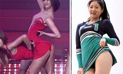 'Nhức mắt' với trang phục biểu diễn khiêu khích nhất của dàn idol Kpop