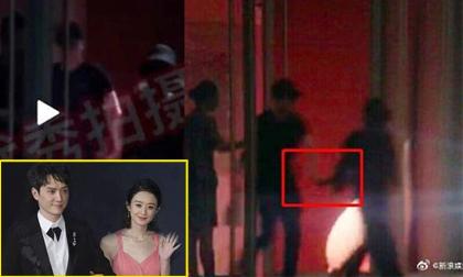 Phùng Thiệu Phong cuối cùng cũng ra mặt đón Triệu Lệ Dĩnh ở sân bay, bác tin đồn chui vào vali đi ngoại tình