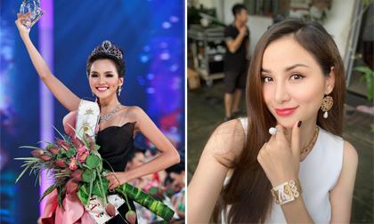 Sau 9 năm đăng quang, Hoa hậu Diễm Hương thừa nhận: 'Như 1 lần trúng xổ số độc đắc và tôi đã còn quá nhỏ để biết sử dụng tốt nó'