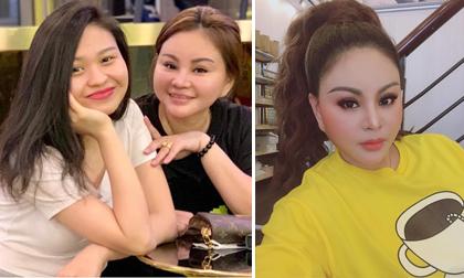 Con gái Lê Giang để lộ nhan sắc thật của mẹ khi không trang điểm