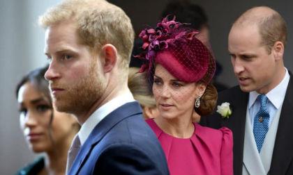 Hành động 'cao tay' của vợ chồng Kate giữa lúc Meghan và Harry bị dư luận lên án vì thói ăn chơi phá hoại