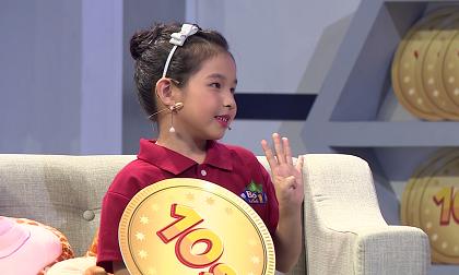 Bố là số 1 tập 16: Hari Won thích thú với cô bé liên tục khoe bố trên sóng truyền hình