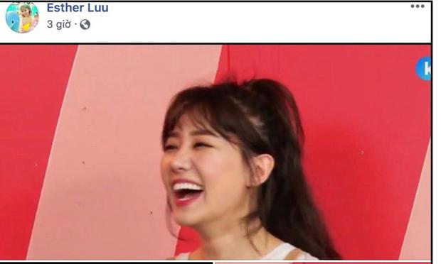 Giữa tâm bão vạ miệng đọc sai tên Châu Bùi tại lễ trao giải, Hari Won có phản ứng bất ngờ