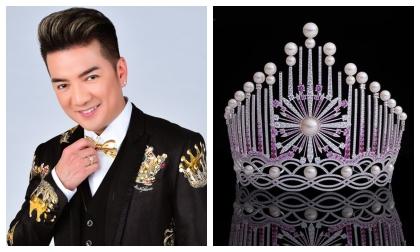 Đàm Vĩnh Hưng chê vương miện của các cuộc thi sắc đẹp tại Việt Nam chưa đủ đẹp, ngoại trừ vương miện của Trần Tiểu Vy