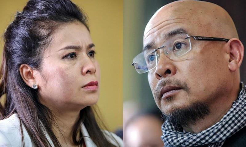 Phúc thẩm ly hôn vợ chồng Trung Nguyên, thêm và bớt luật sư - ảnh 1