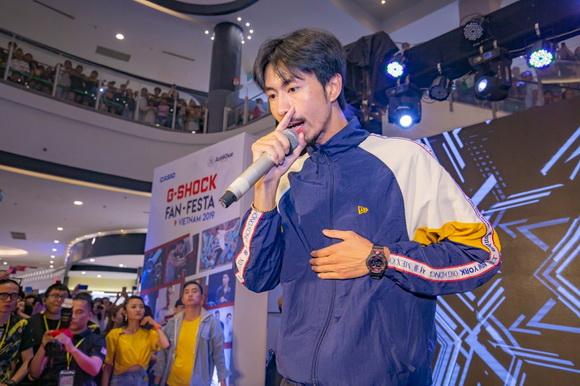 đồng hồ G-Shock, đồng hồ Baby-G, G-SHOCK Fan Festa 2019