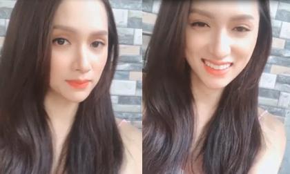 Hoa hậu Hương Giang tiết lộ đang độc thân, chưa có bạn trai