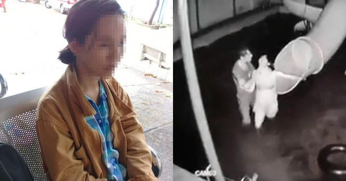 Người vợ bị chồng dìm xuống nước rồi đánh dã man trước mặt 2 con nhỏ kiên quyết ly hôn