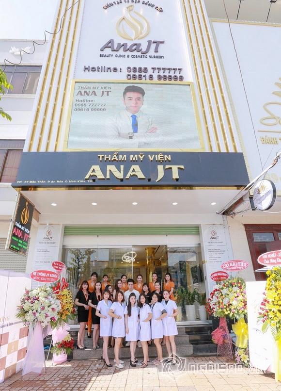 Nguyễn Trọng Thành, Thẩm mỹ viện JT, JT, ANA'T
